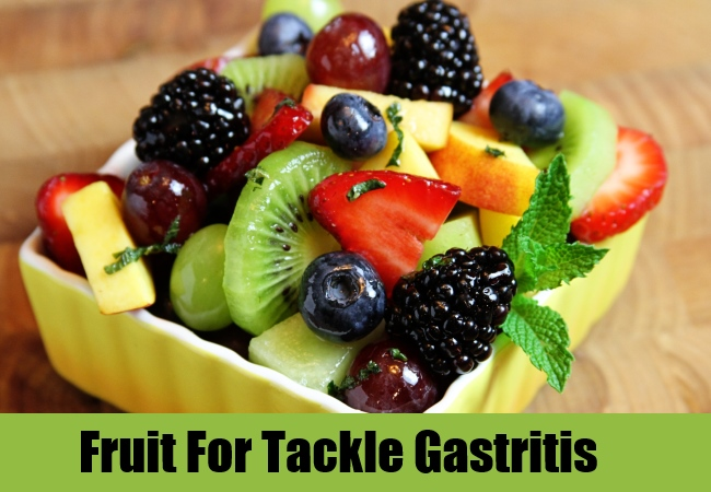 Fruit For Tackle Gastritis