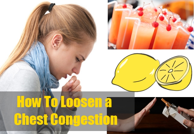 How To Loosen a Chest Congestion
