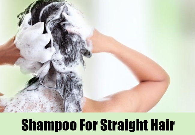 Shampoo For Straight Hair