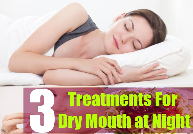 Cure For Dry Mouth 117