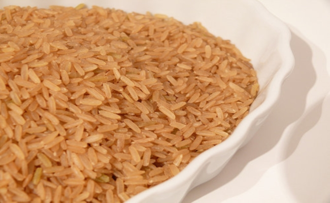 Eat brown rice