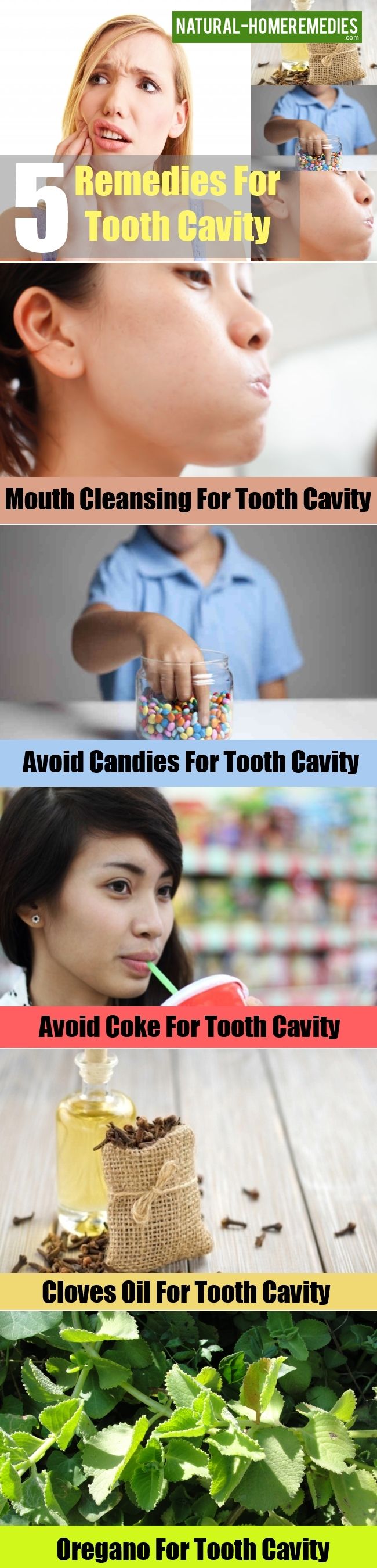 Remedies For Tooth Cavity