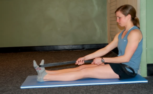 Exercise and stretches