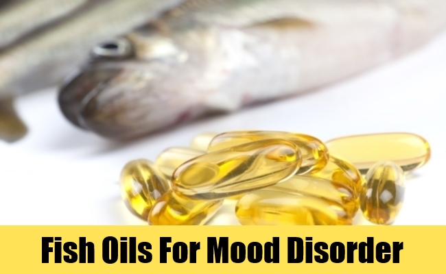 Fish Oils For Mood Disorder