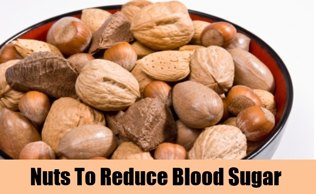 Nuts To Reduce Blood Sugar