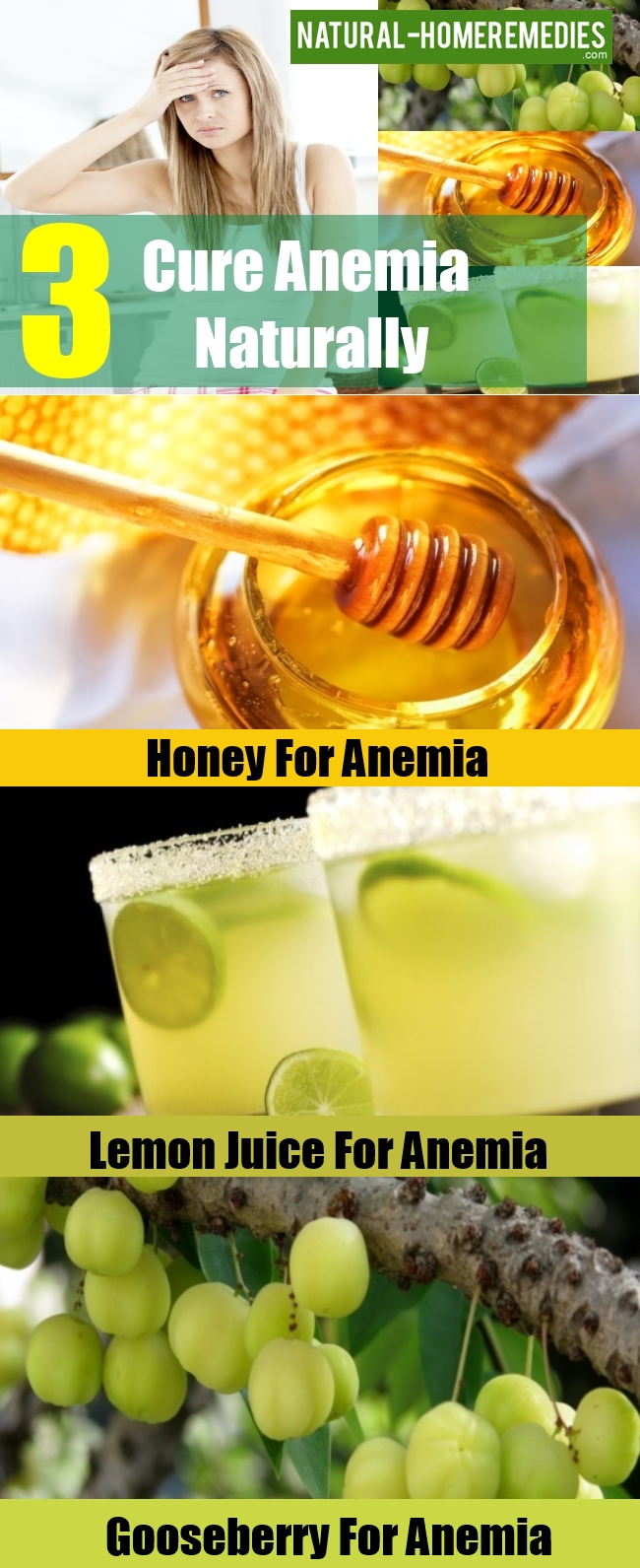 Cure Anemia Naturally