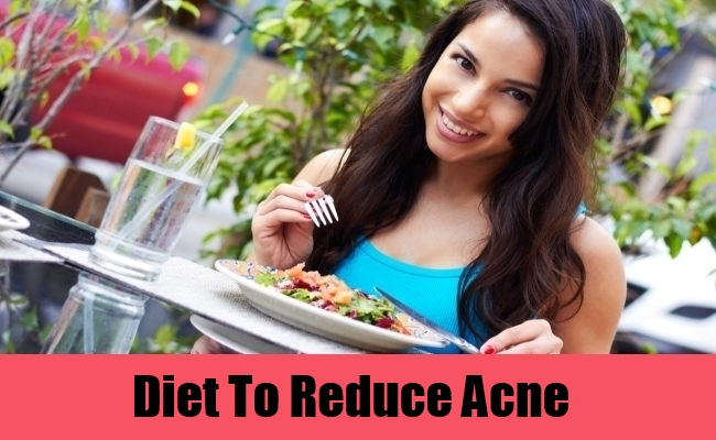 Diet To Reduce Acne