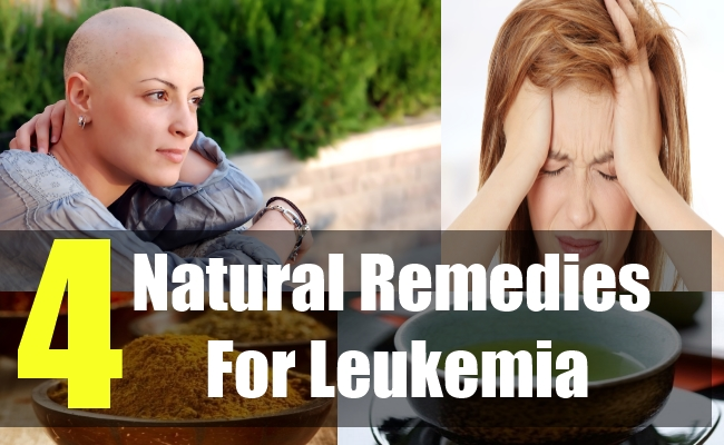 4 Natural Remedies For Leukemia