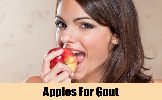 Apples For Gout