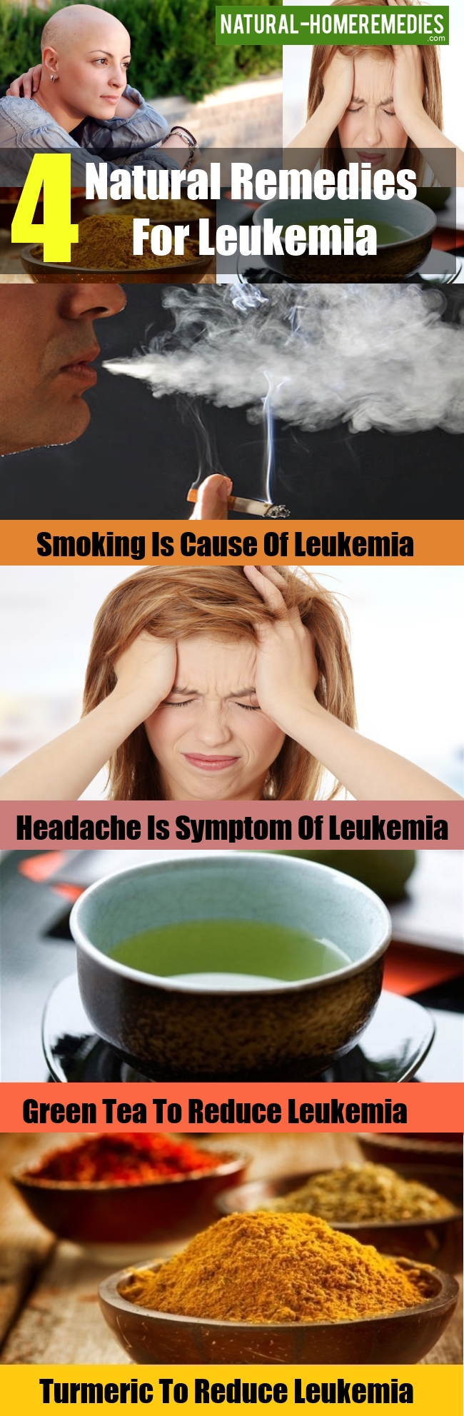 Natural Remedies For Leukemia