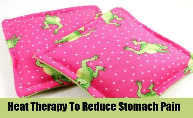Heat Therapy To Reduce Stomach Pain