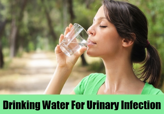 Drinking Water For Urinary Infection