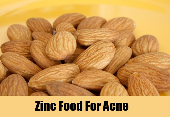 Zinc Food For Acne