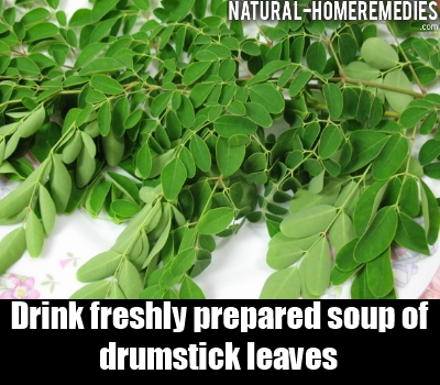 drumstick leaves