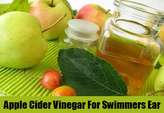 Apple Cider Vinegar For Swimmers Ear