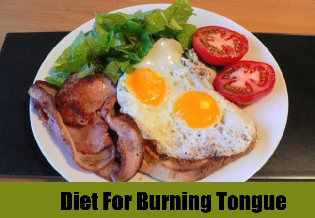 Diet For Burning Tongue