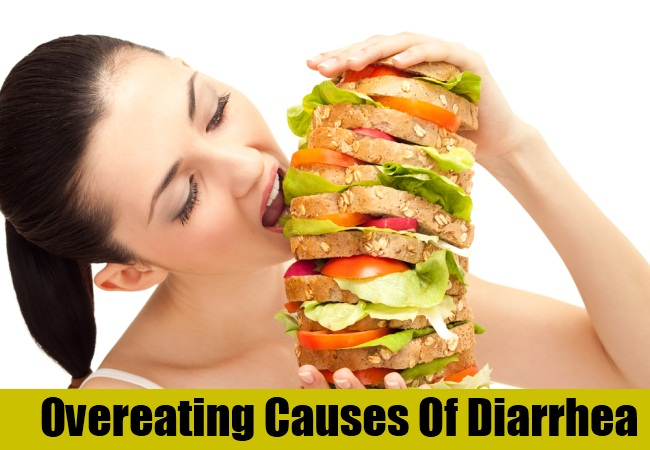 Overeating Causes Of Diarrhea