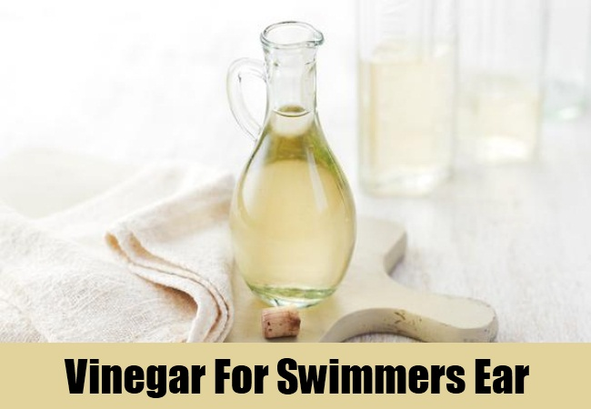 Vinegar For Swimmers Ear