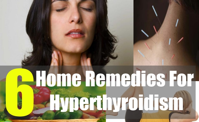 6 Home Remedies For Hyperthyroidism