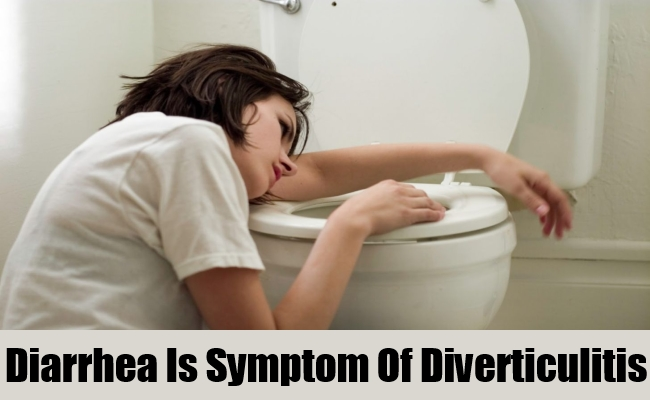 Diarrhea Is Symptom Of Diverticulitis