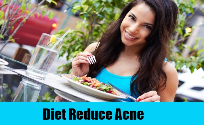 Diet Reduce Acne