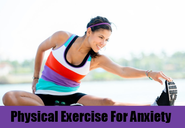 Physical Exercise For Anxiety