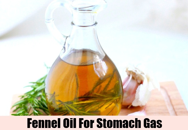 Fennel Oil For Stomach Gas