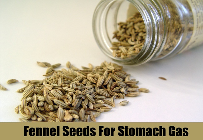 Fennel Seeds For Stomach Gas