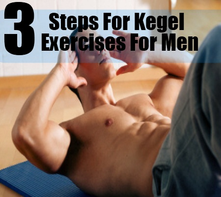 Kegel Exercises Help With Premature Ejaculation