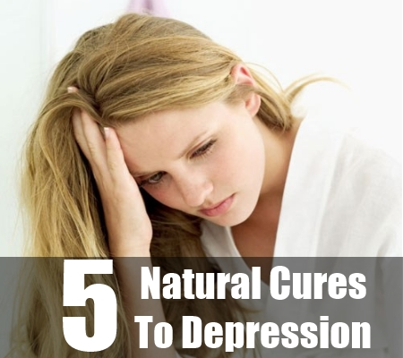 Natural Cures To Depression