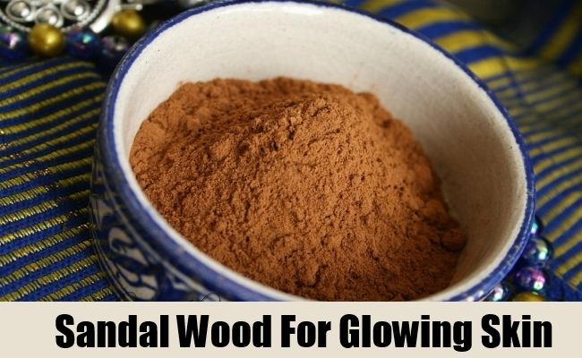 Sandal Wood For Glowing Skin