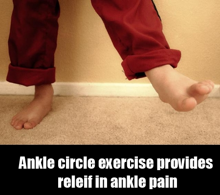 Ankle circle