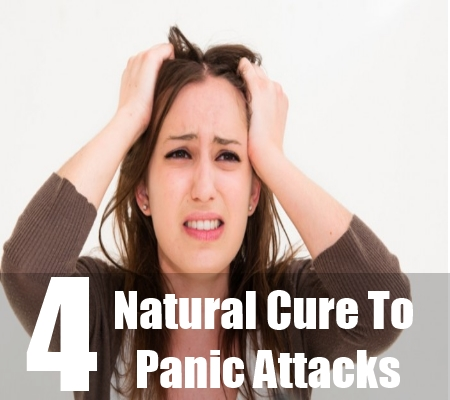 Natural Cure To Panic Attacks