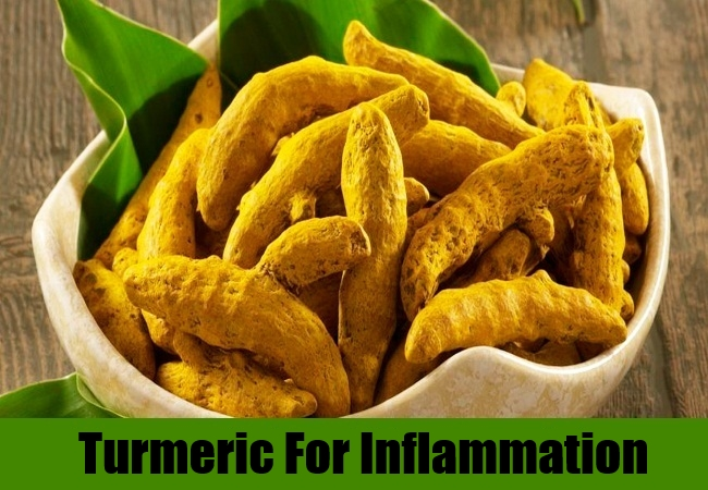 Turmeric For Inflammation
