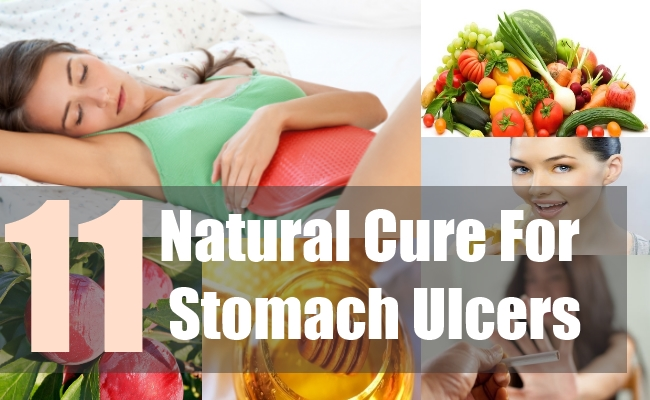 How To Cure Stomach Ulcer Pain Naturally