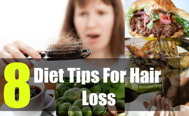 Best Diet to Stop & Fix Hair Loss Naturally