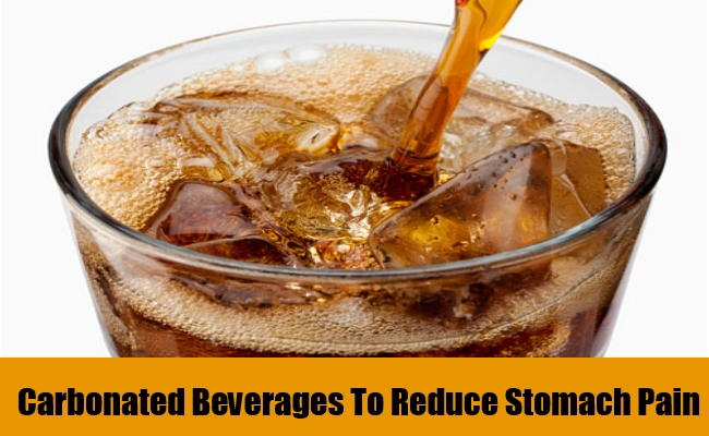 Carbonated Beverages To Reduce Stomach Pain