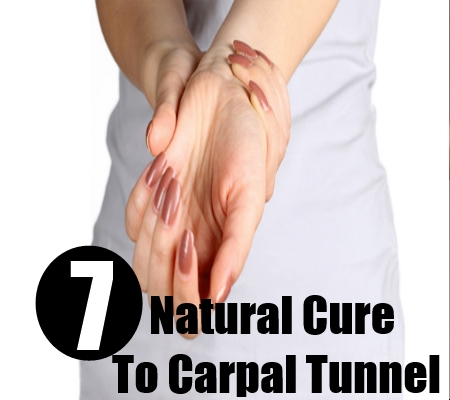 Natural Cure To Carpal Tunnel