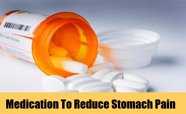 Medication To Reduce Stomach Pain