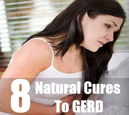 Natural Cure To Gerd