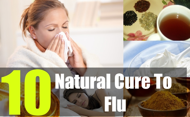 10 Natural Cure To Flu