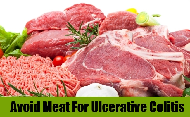 Avoid Meat For Ulcerative Colitis