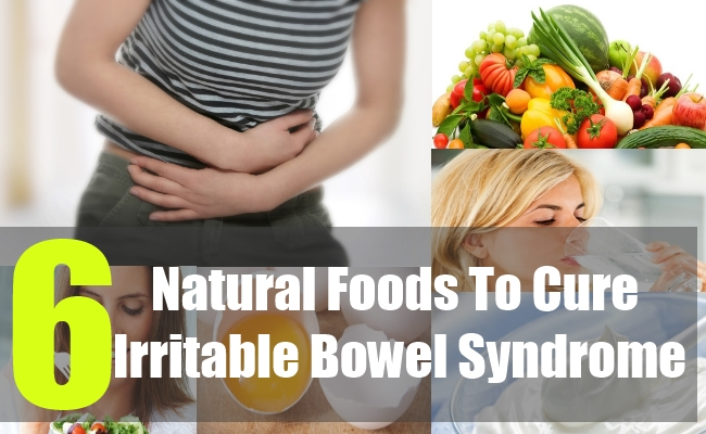 8 Natural Foods To Cure Irritable Bowel Syndrome