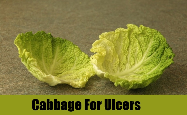 Cabbage For Ulcers