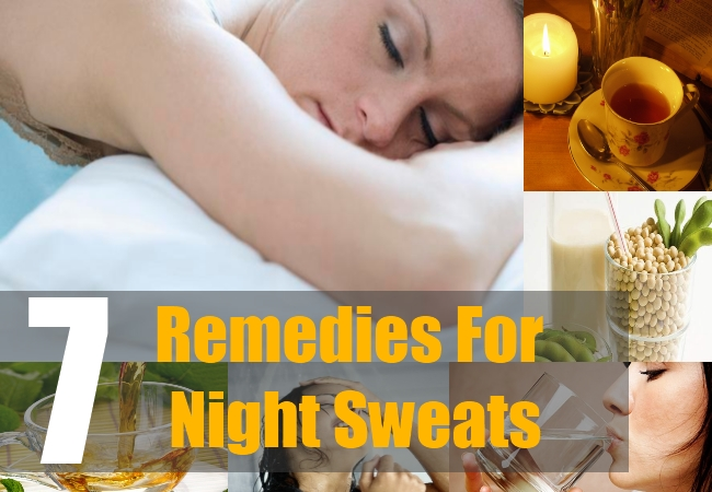 7 Remedies For Night Sweats