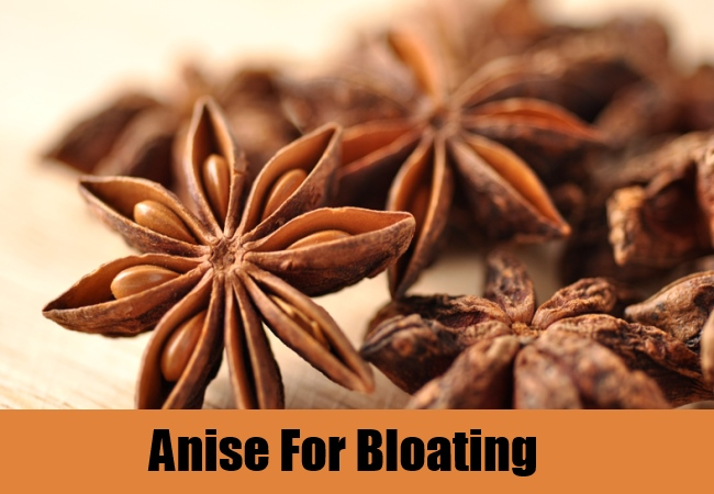 Anise For Bloating