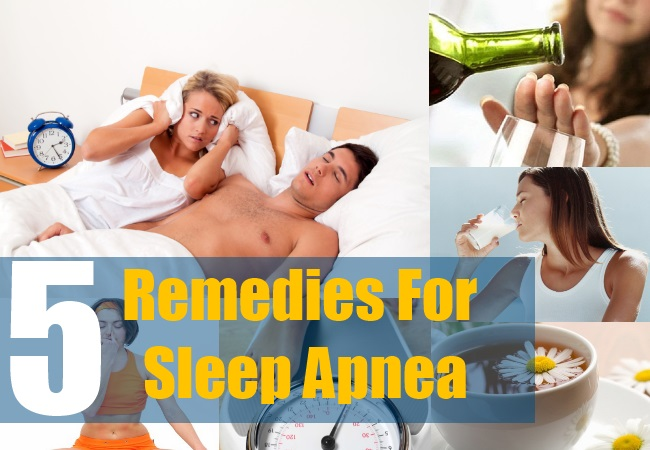 5 Remedies For Sleep Apnea