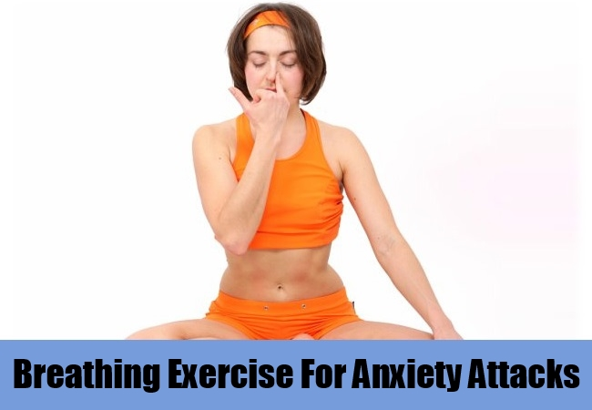 Breathing Exercise For Anxiety Attacks