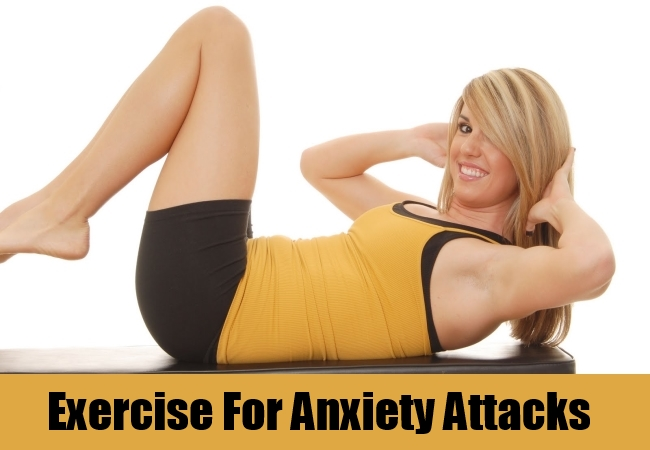 Exercise For Anxiety Attacks