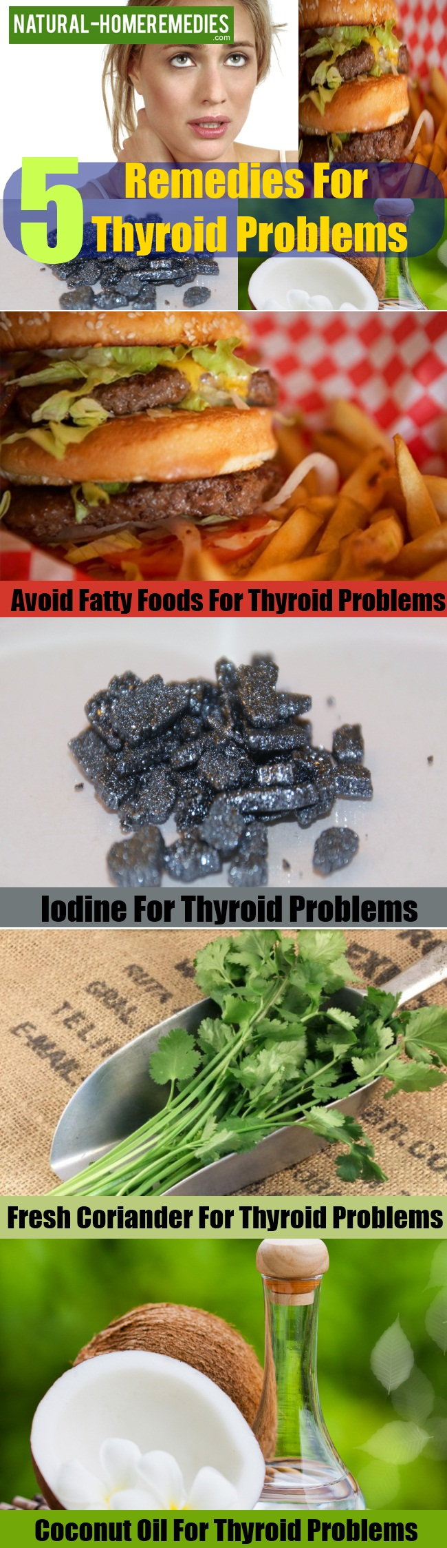 Remedies For Thyroid Problems